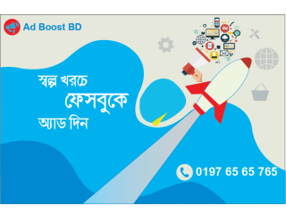 Facebook page Boost & Promote