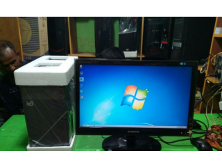 "19"" Samsung MONITOR HDD 200GB Ram 2GB (1YEAR WARRANTY)"