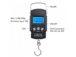 Digital Hanging Weight Scale Code:PB-7859