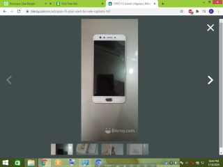 OPPO F3 (Used)