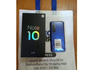 Xiaomi Mi Note 10 LITE 8/128GB (Used)