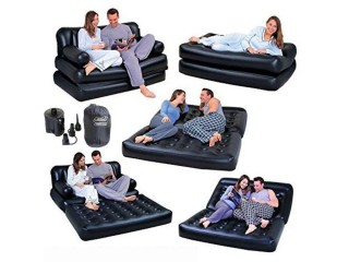 5 In 1 Sofa Cum Bed Code:PB-25111