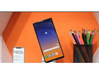 Samsung Galaxy Note 9 Used . (100% Fresh )
