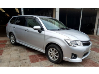 Toyota Fielder G. Bank Lon 2013