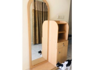 Otobi Dressing Table With Mirror
