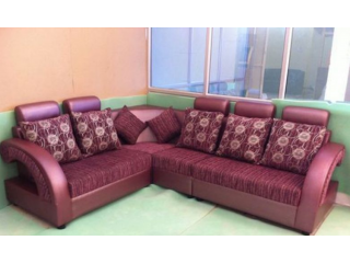 RTf corner sofa set crown নতুন