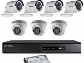 Hikvision 7 Full HD CCTV Package