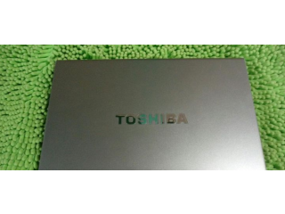 Toshiba Big Screen laptop