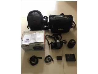 Canon 1300 D Full Box