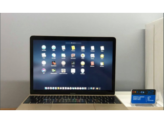 "Apple MacBook 12"" Retina Display 2015 Model With 512GB SSD"